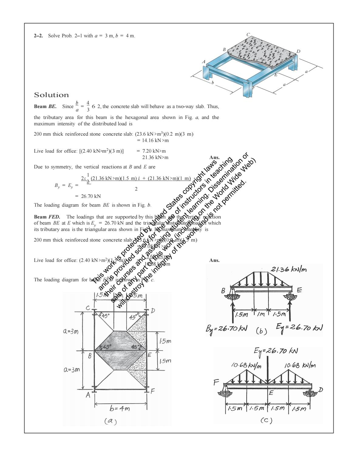 Solutions manual for structural analysis 9th edition by