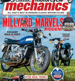 classic motorcycle mechanics august 2018 by mortons media group ltd issuu [ 1059 x 1497 Pixel ]