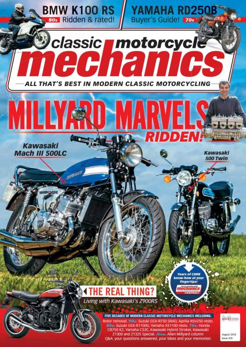 small resolution of classic motorcycle mechanics august 2018 by mortons media group ltd issuu