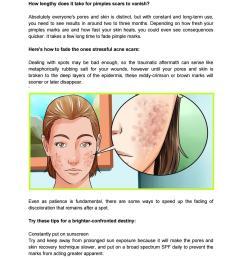 deep pimple diagram [ 1156 x 1496 Pixel ]