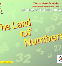IRI The Land Of Numbers For Grade 2 Term 3 by Ministry of Education Guyana  - issuu [ 1156 x 1496 Pixel ]