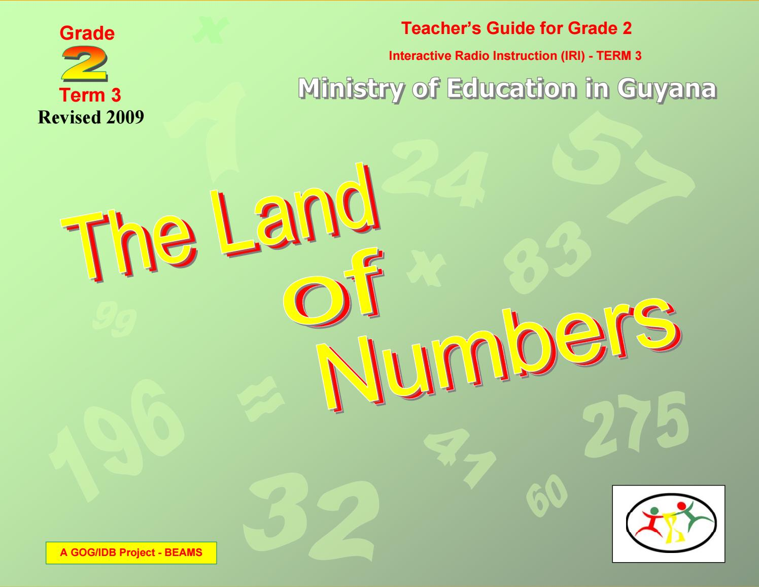 hight resolution of IRI The Land Of Numbers For Grade 2 Term 3 by Ministry of Education Guyana  - issuu