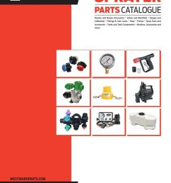 section 1 nozzles and nozzle accessories hd westward parts sprayer parts catalogue by westwardparts issuu [ 1156 x 1496 Pixel ]