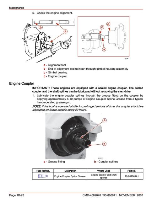 small resolution of cummins mercruiser qsd 4 2 350 hp diesel engine service repair manual sn 88401000 and above