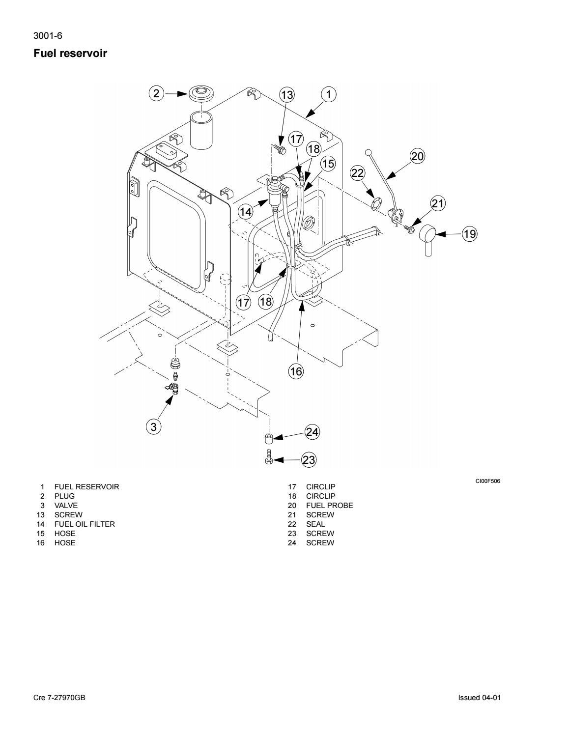 CASE CX290 CRAWLER EXCAVATOR Service Repair Manual by