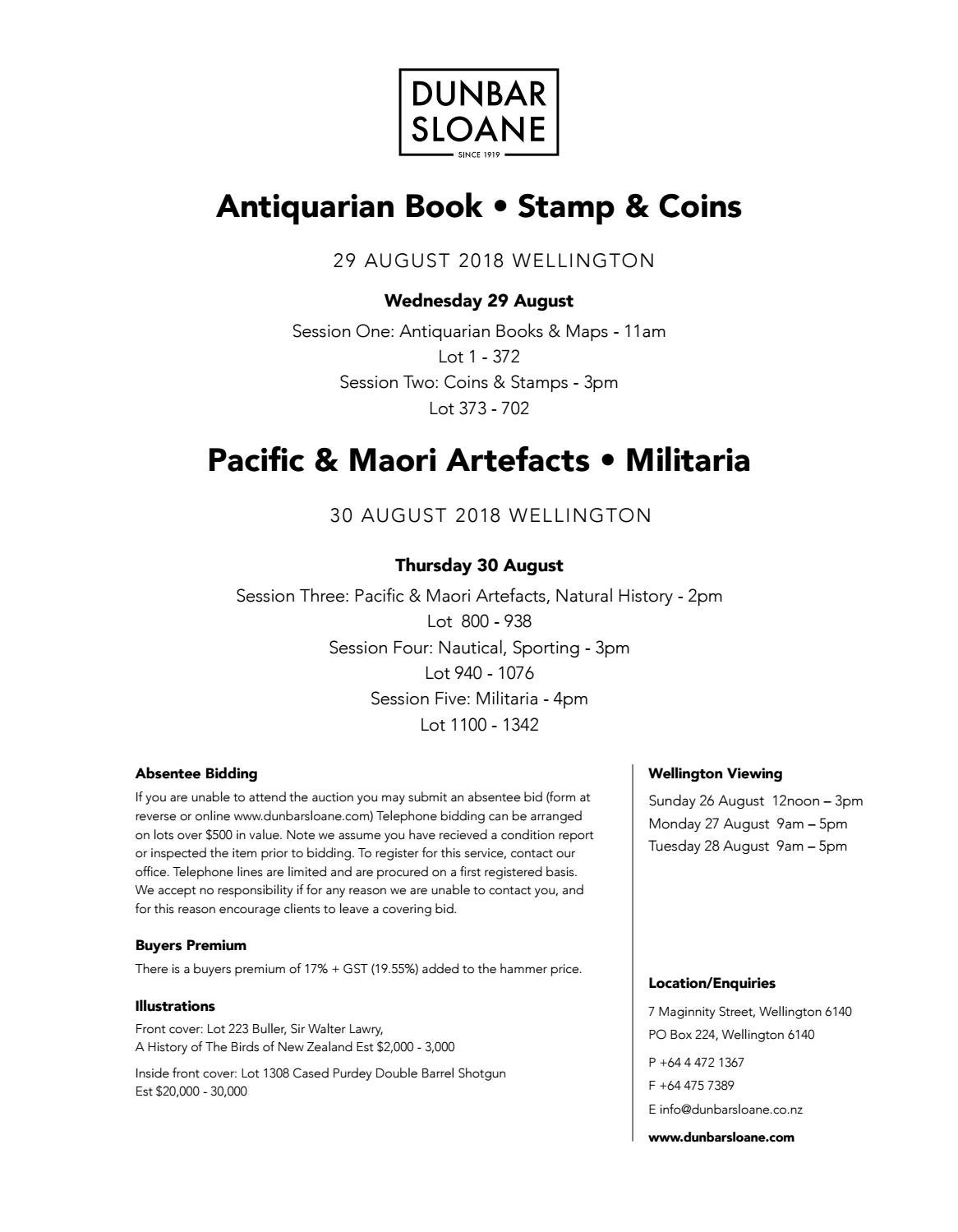 hight resolution of antiquarian book stamp coins military artefacts by dunbar sloane ltd issuu