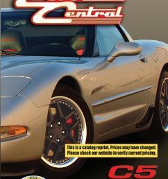 corvette central c5 97 04 corvette parts catalog by corvette central issuu [ 1112 x 1500 Pixel ]