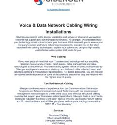 voice and data cabling services [ 1059 x 1497 Pixel ]