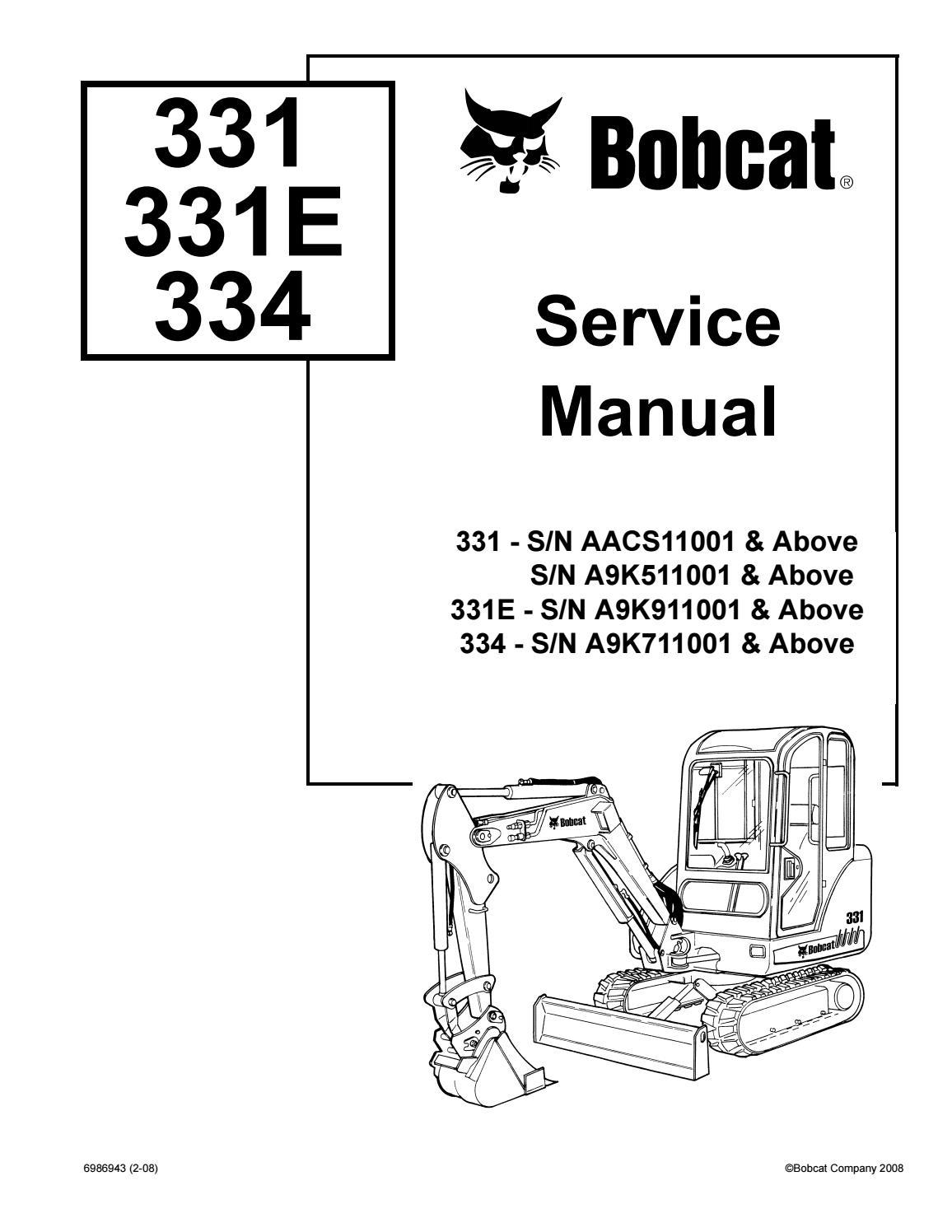 Bestseller: Bobcat Engine Oil Specifications 331
