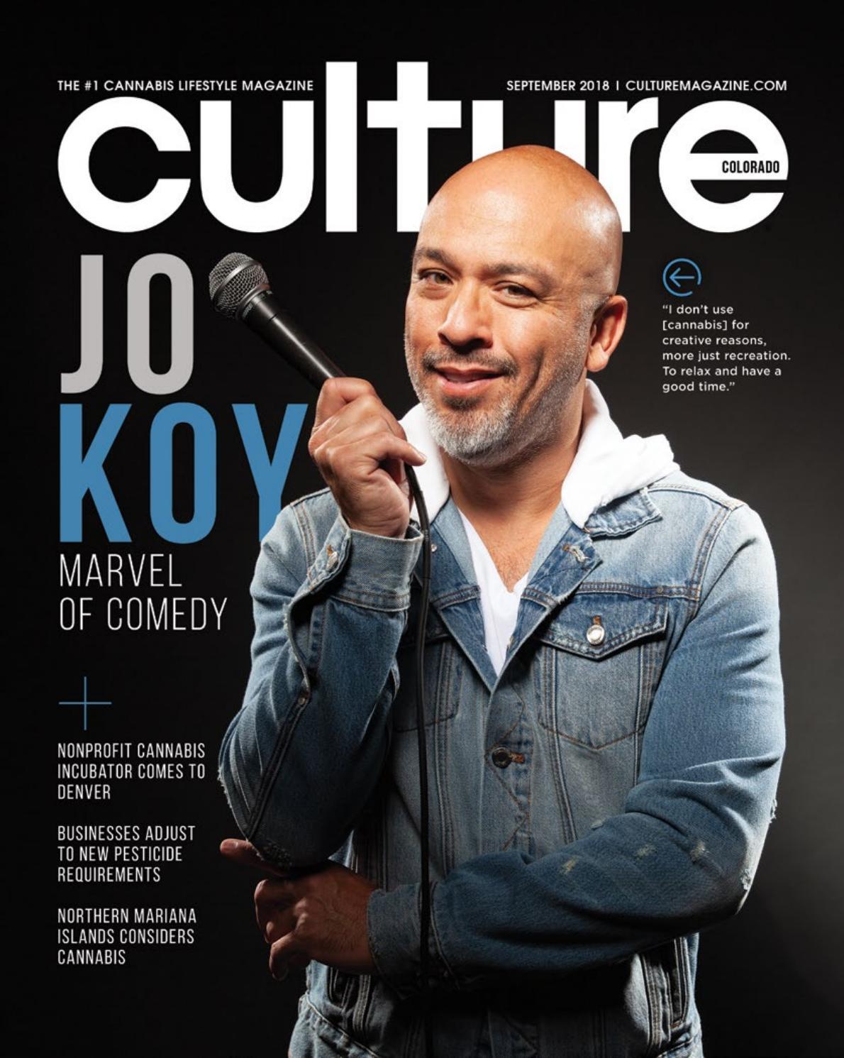 Jo Koy Columbus Funny Bone : columbus, funny, Culture, Magazine, Colorado, September, Issuu