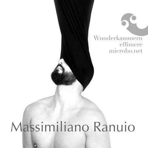 "Cover of ""Massimiliano Ranuio"""