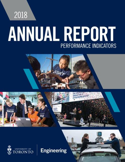 small resolution of annual report 2018 performance indicators by university of toronto faculty of applied science engineering issuu