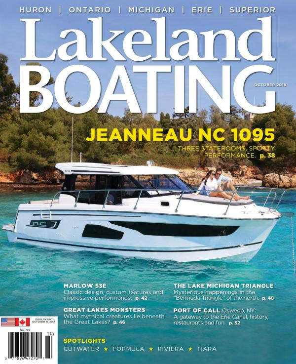 6e3c49ac7a9 June 2018 Lakeland Boating Magazine Issuu - Year of Clean Water