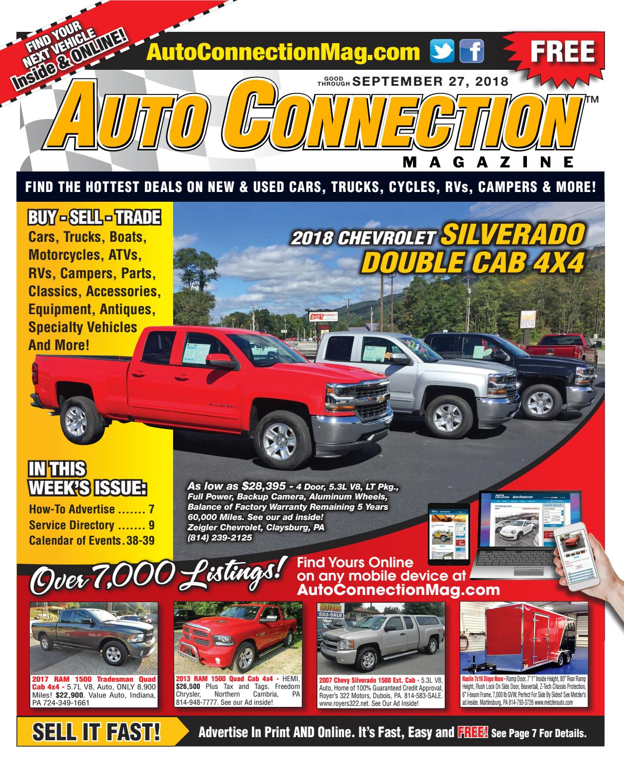hight resolution of 09 27 18 auto connection magazine by auto locator and auto connection issuu