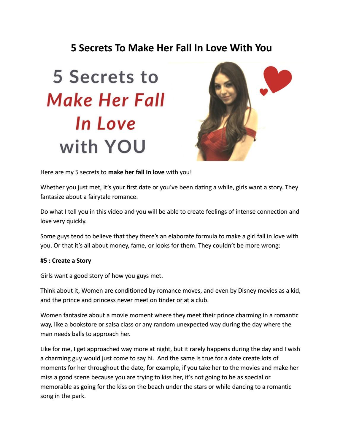 Secrets To Tell Girls : secrets, girls, Secrets, Attractive, Issuu