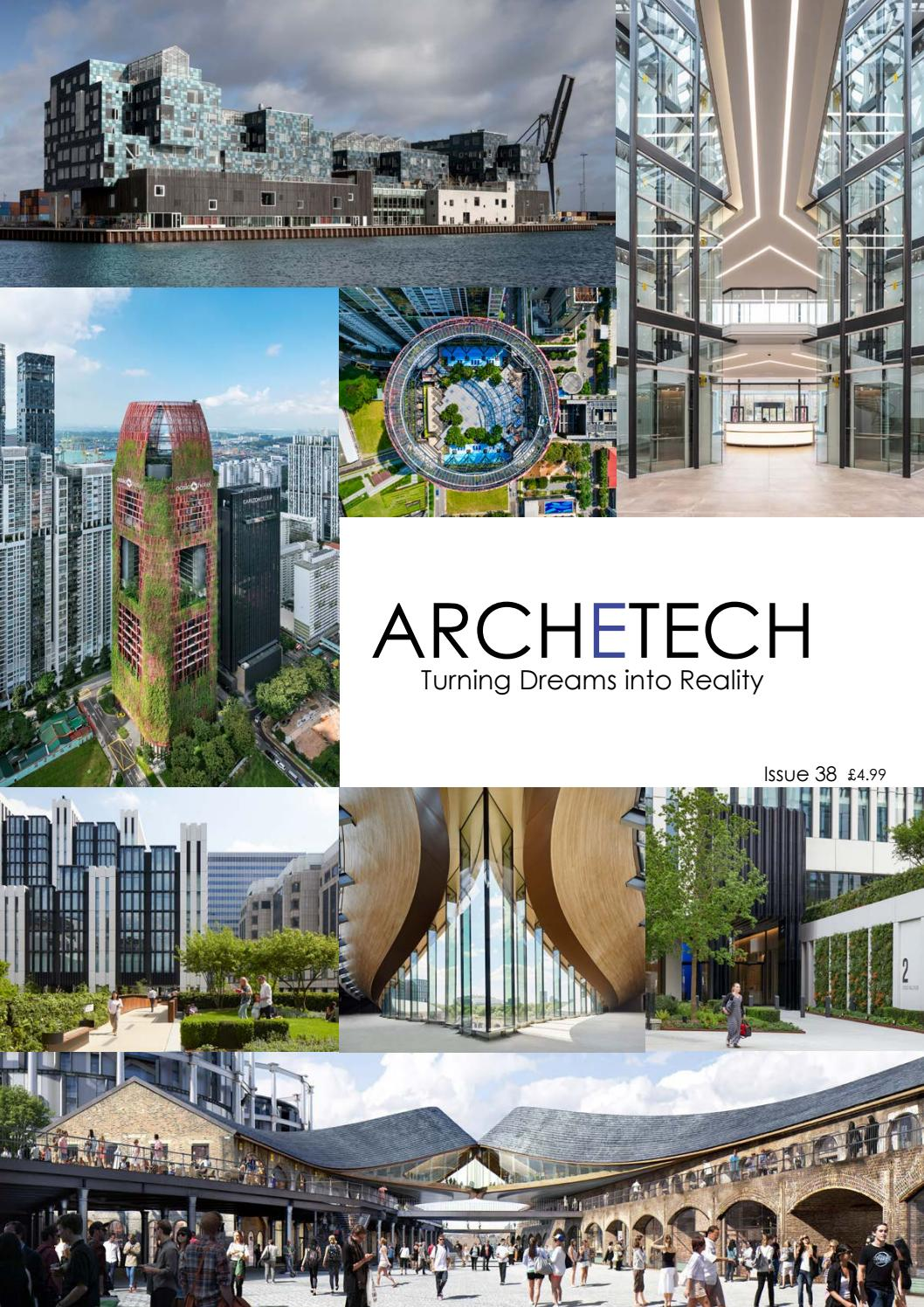 hight resolution of archetech issue 38 2018