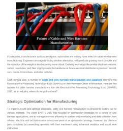 the next big thing in cable wire harness manufacturing by printed circuits corp issuu [ 1156 x 1496 Pixel ]