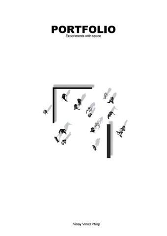 Undergraduate Architecture Portfolio (Selected works 2014