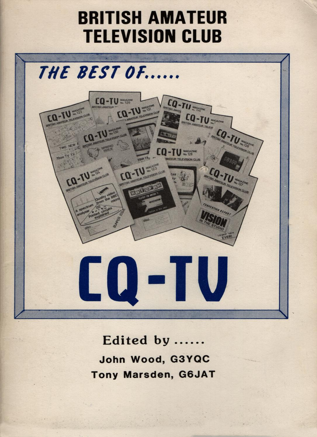 hight resolution of the best of cq tv