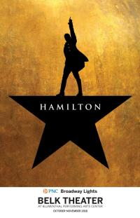 Hamilton Online Playbill by Blumenthal Performing Arts - Issuu