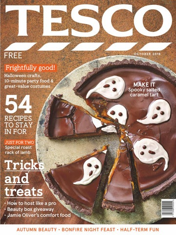 Tesco Magazine October 2018 By Tesco Magazine Issuu
