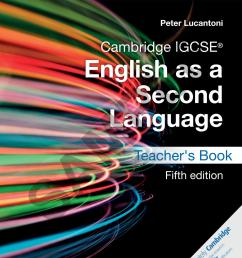 Cambridge IGCSE English as a Second Language Teacher's Resources by  Cambridge University Press Education - issuu [ 1494 x 1159 Pixel ]