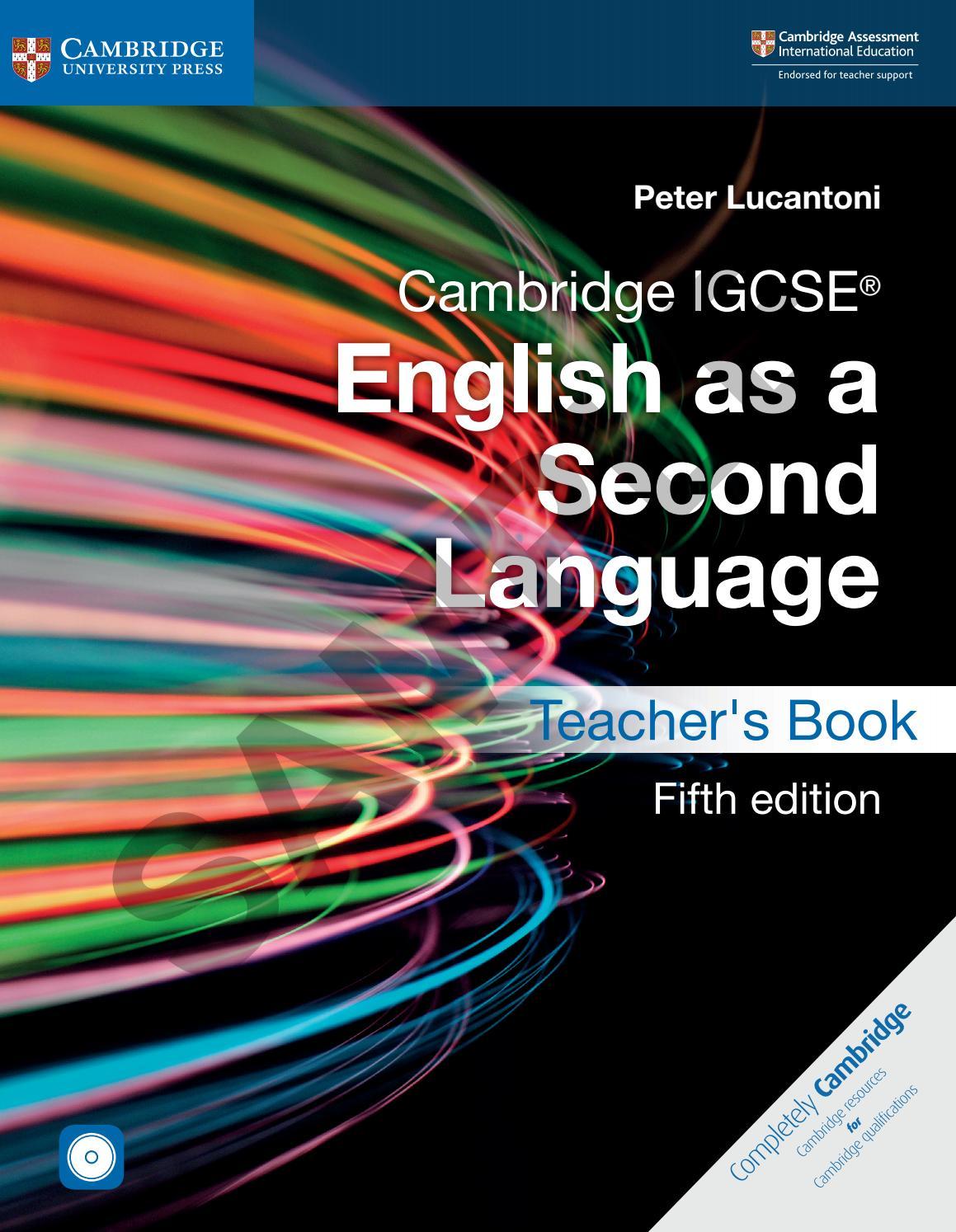 hight resolution of Cambridge IGCSE English as a Second Language Teacher's Resources by  Cambridge University Press Education - issuu