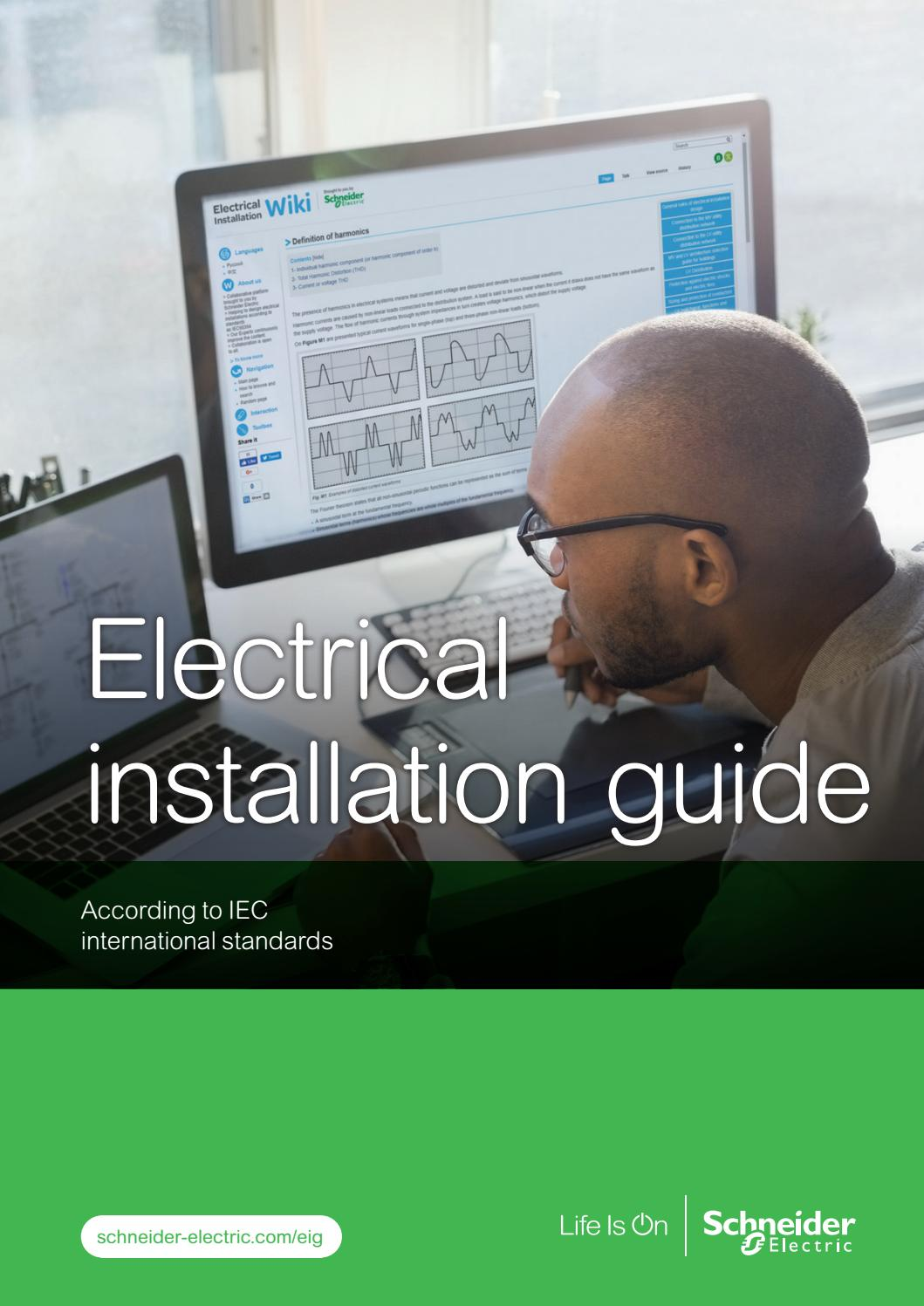 hight resolution of electrical installation guide 2018 part 1