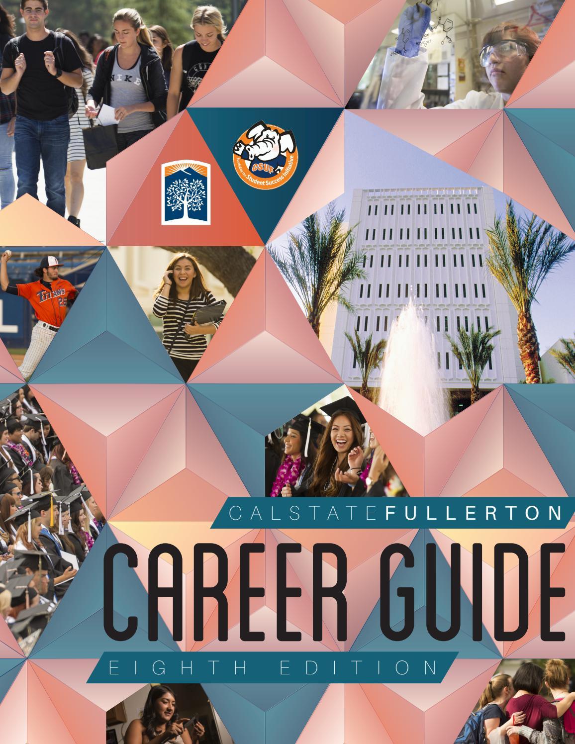 hight resolution of CSU Fullerton Career Guide by Career Center - issuu