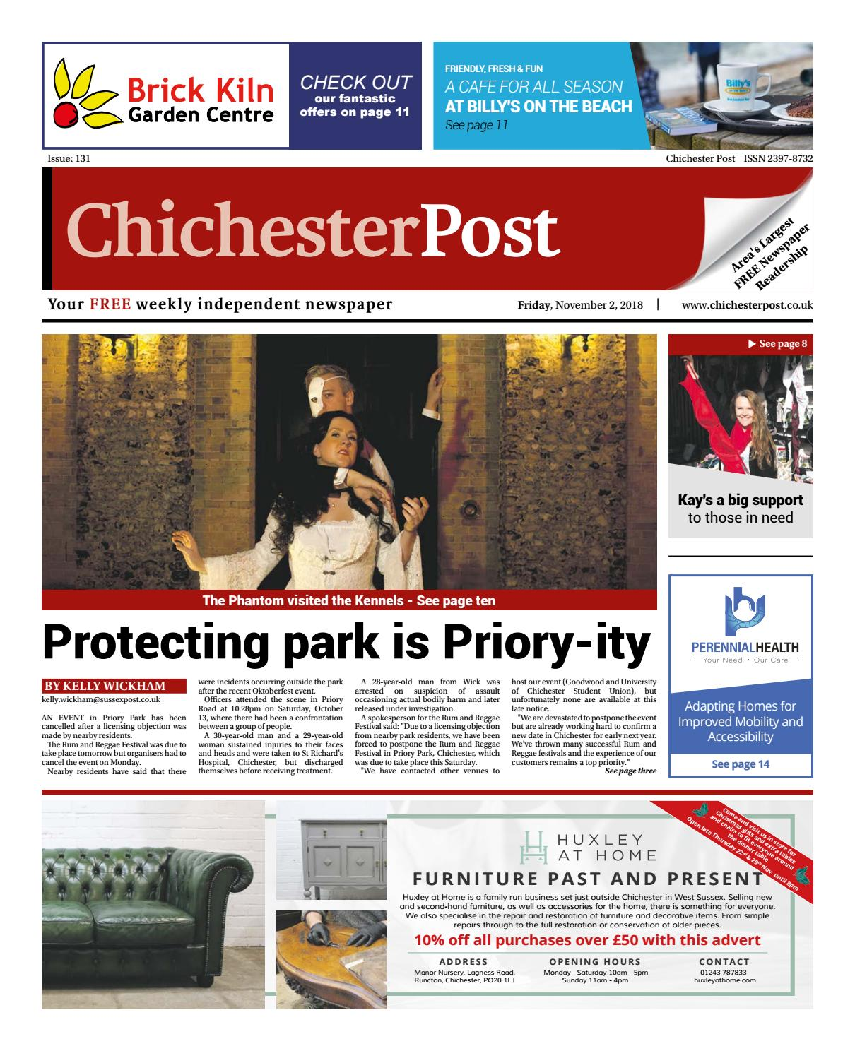 unusual chair company chichester dining room covers uk post issue 131 by newspapers issuu
