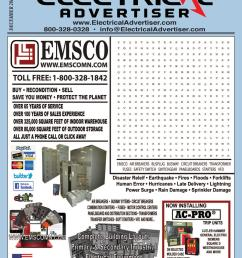 electrical advertiser december 2018 [ 1205 x 1497 Pixel ]