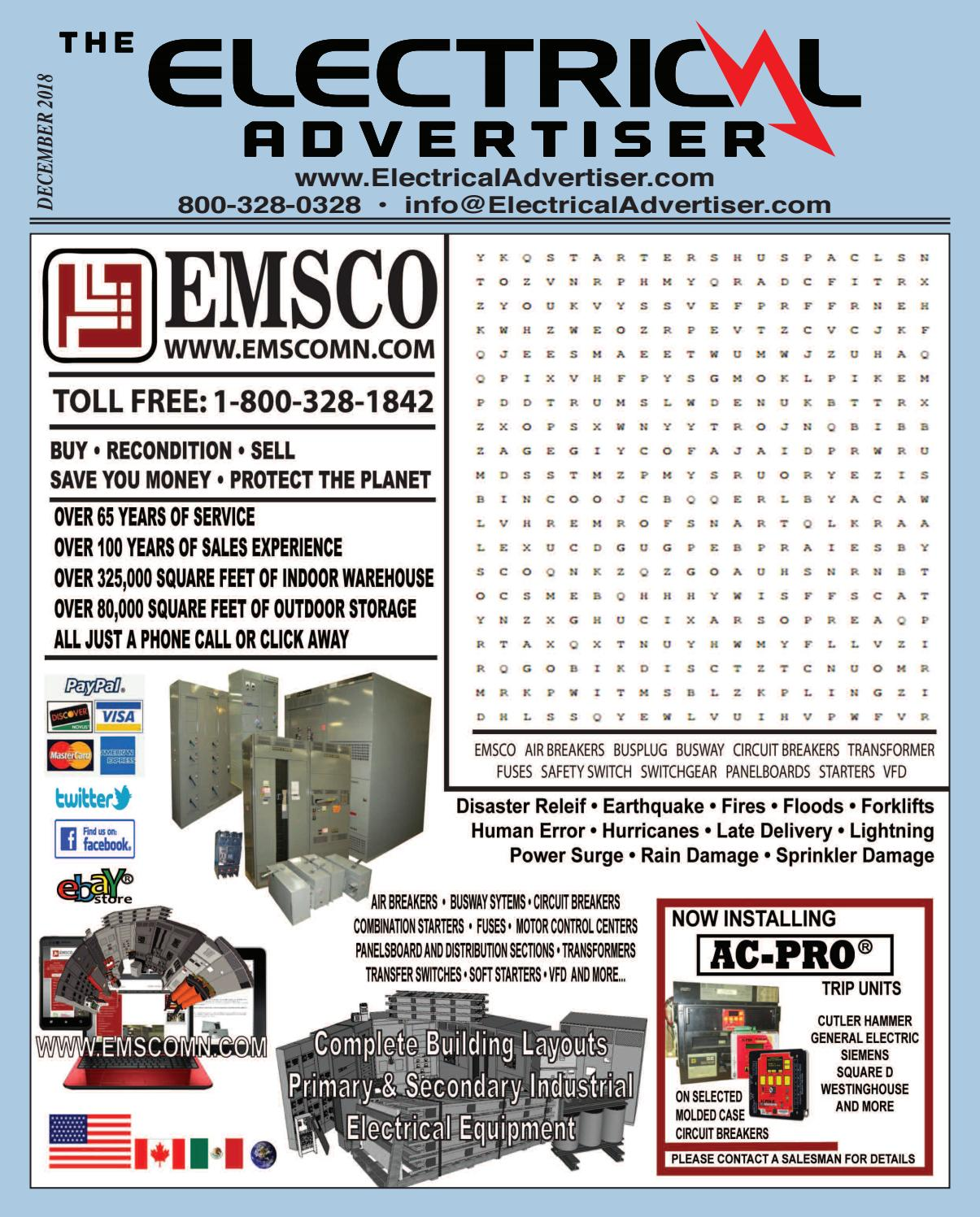hight resolution of electrical advertiser december 2018
