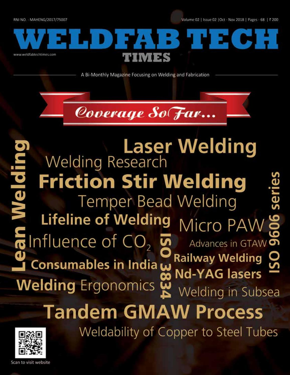 hight resolution of weldfab tech times oct nov 2018