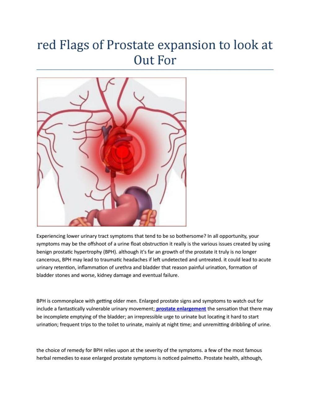 medium resolution of prostate pain diagram