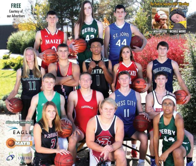 Kansas Pregame Winter Sports Preview 2018 By Sixteen 60 Publishing Co Issuu