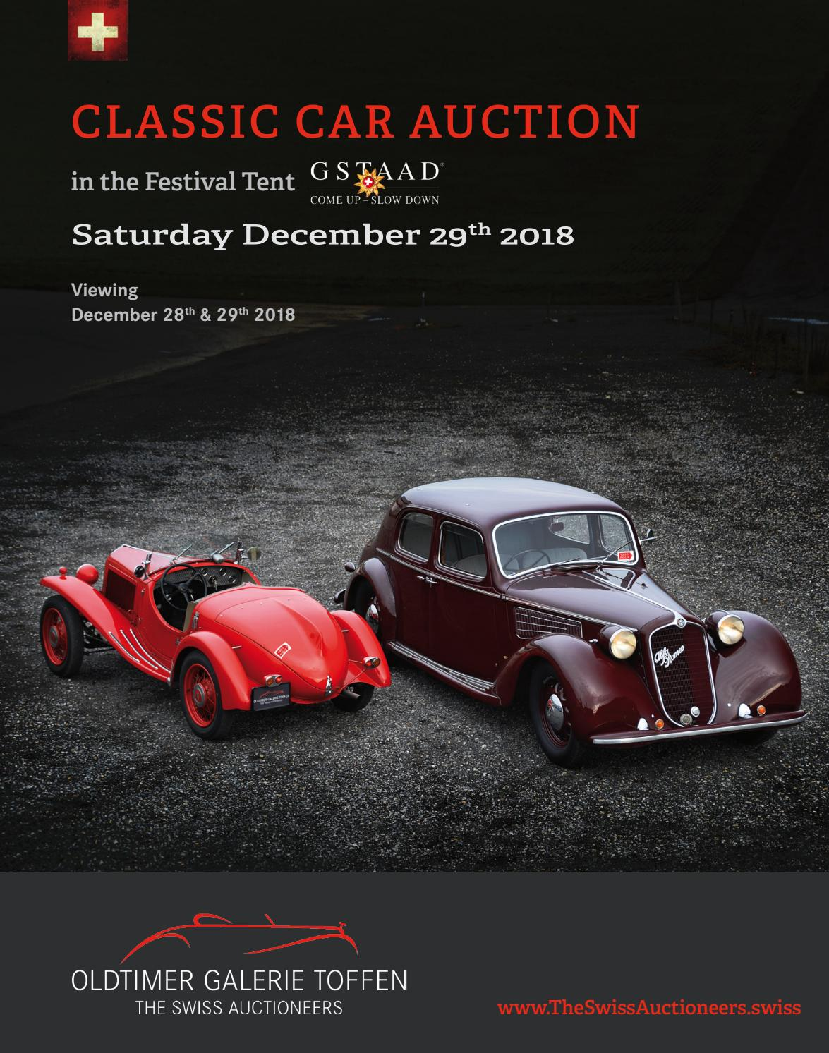 hight resolution of gstaad classic car auction december 29th 2018