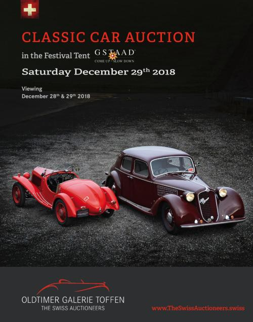 small resolution of gstaad classic car auction december 29th 2018