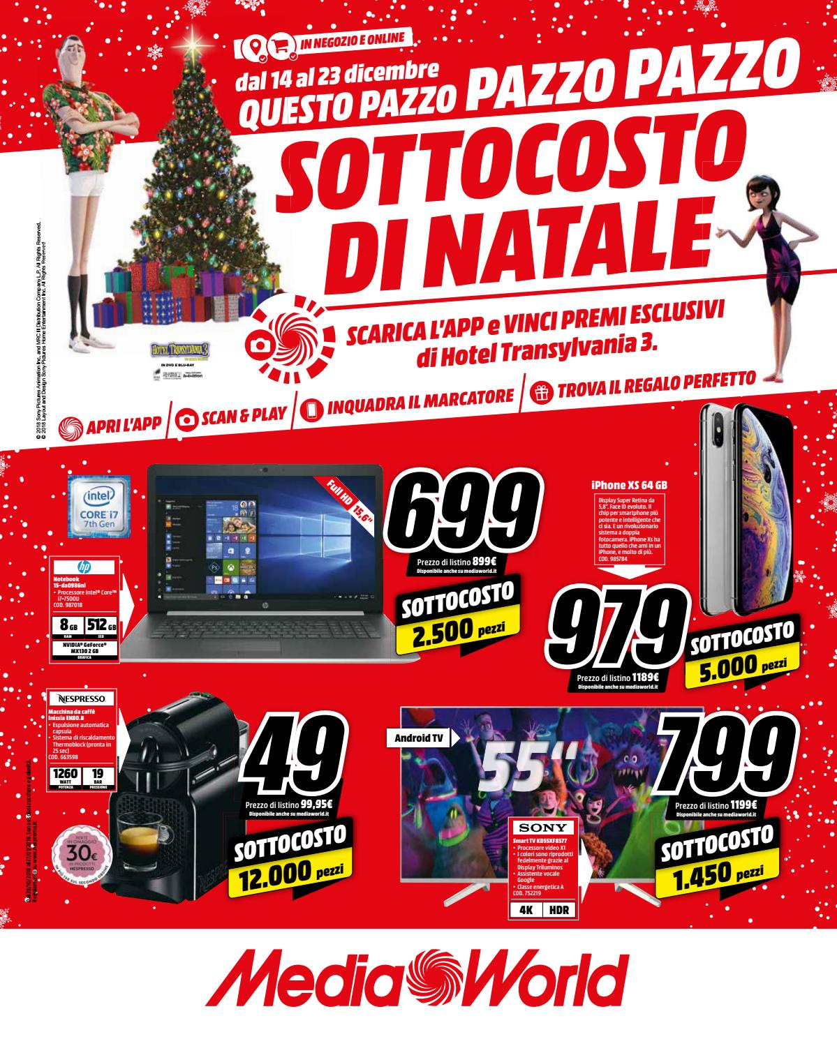 Mediaworld23dic By Best Of Volantinoweb Issuu