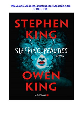 Meilleur Livre De Stephen King : meilleur, livre, stephen, Meilleur, Sleeping, Beauties, Stephen, Scribd, Jerry.phillips, Issuu