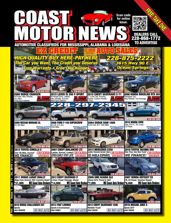 Dodge Dealer Long Beach : dodge, dealer, beach, Coast, Motor, Issue, Issuu