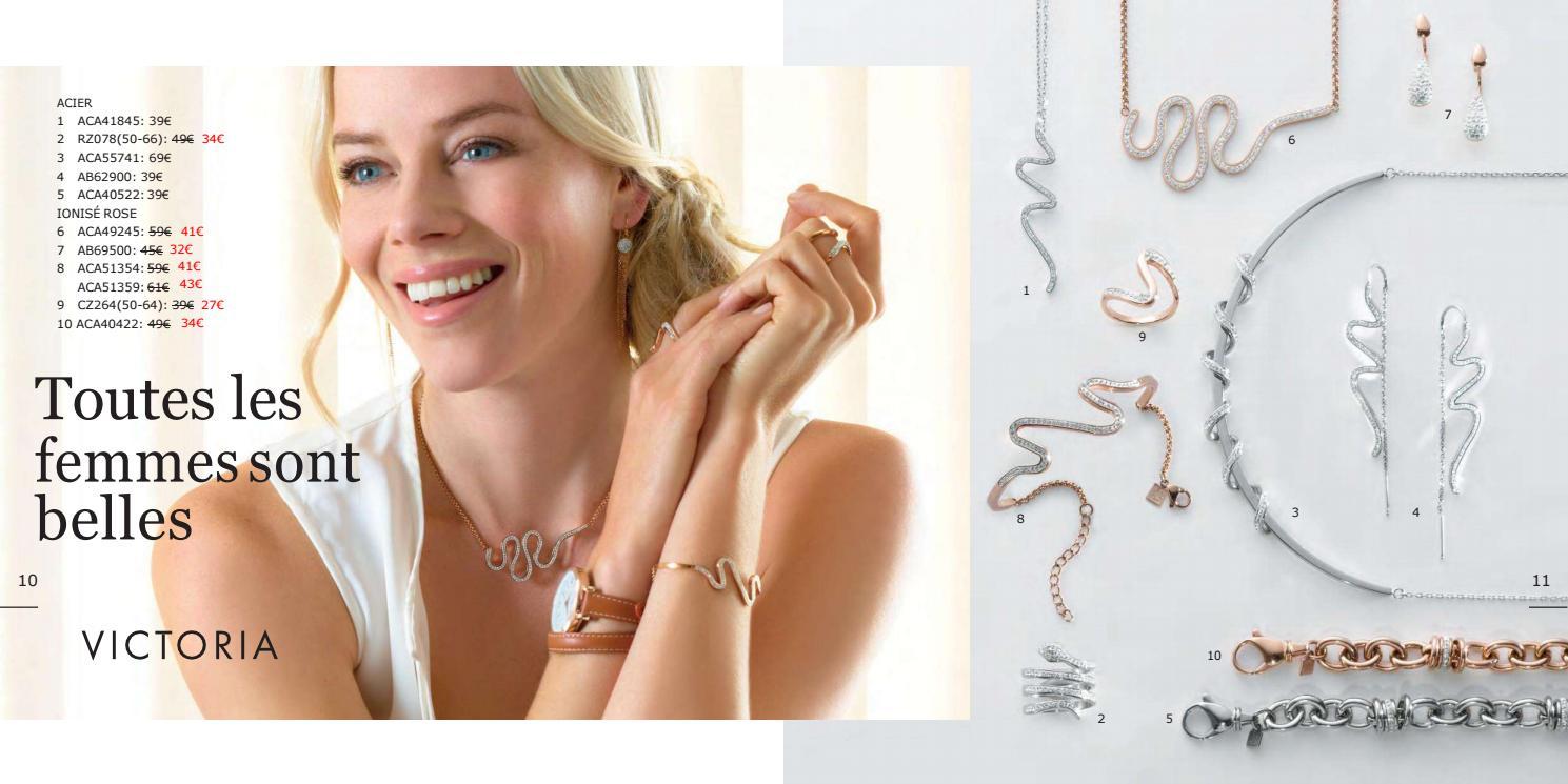 catalogue bijoux victoria soldes ventes