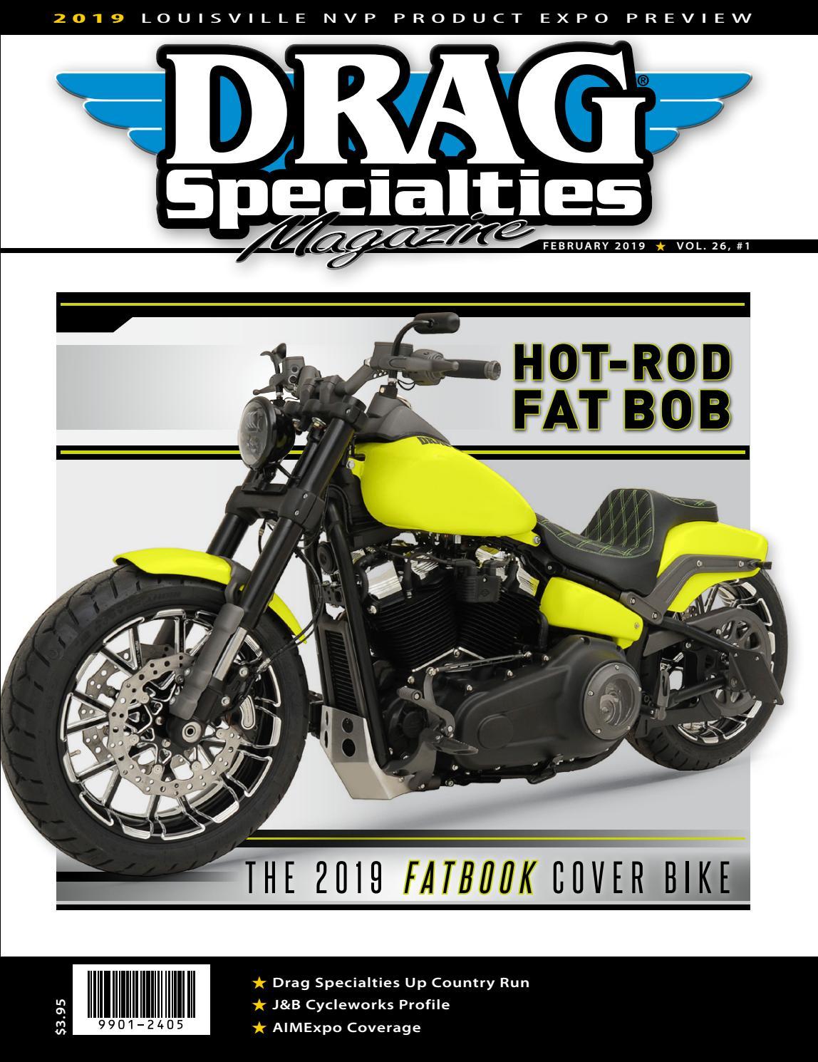 hight resolution of drag specialties magazine february 2019 by drag specialties magazine issuu