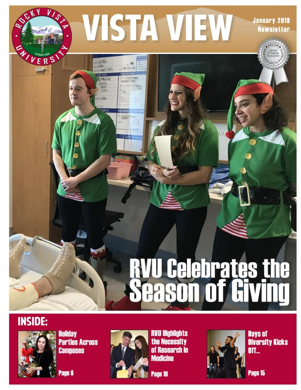 medium resolution of rvucom january 2019 issue by rocky vista university college of osteopathic medicine issuu