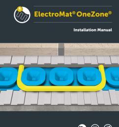 nu heat underfloor heating wiring diagram [ 1059 x 1497 Pixel ]