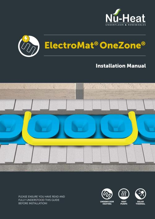 small resolution of nu heat underfloor heating wiring diagram