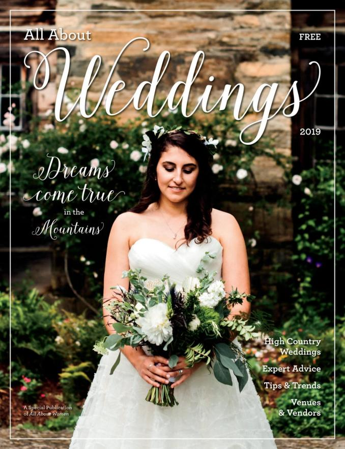 all about weddings 2019 by mountain times publications - issuu