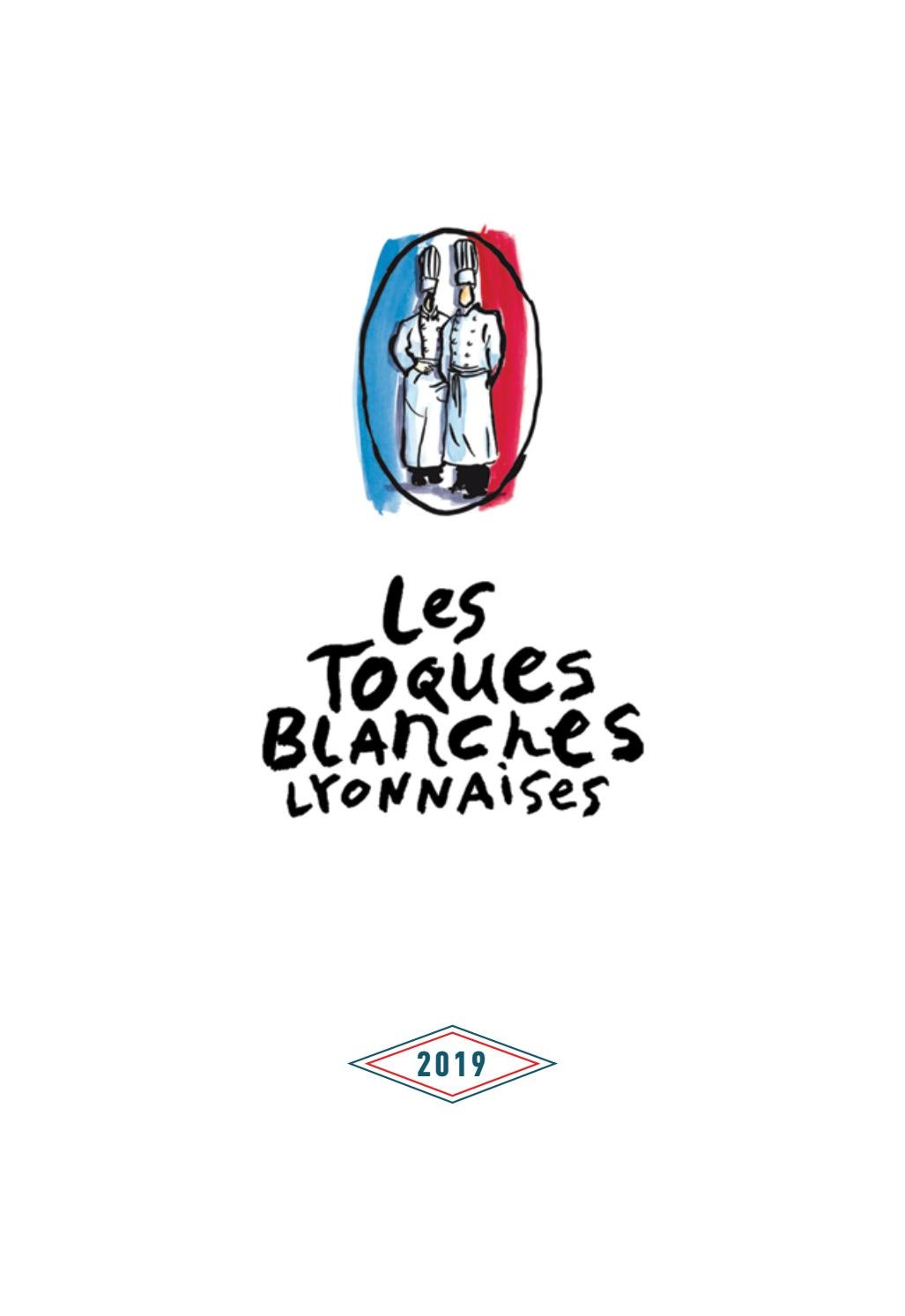 Guide Toques Blanches 2019 by toques-blanches-lyonnaises