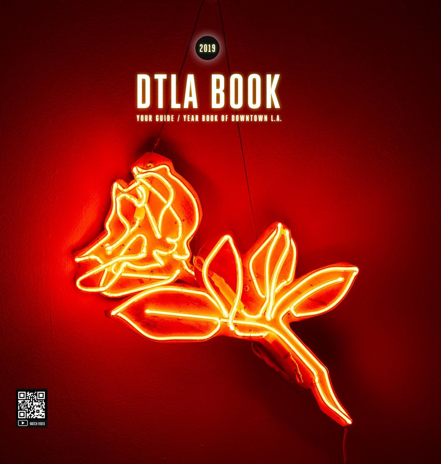 DTLA Book 2019 Digital Version by District 8 Media  Issuu