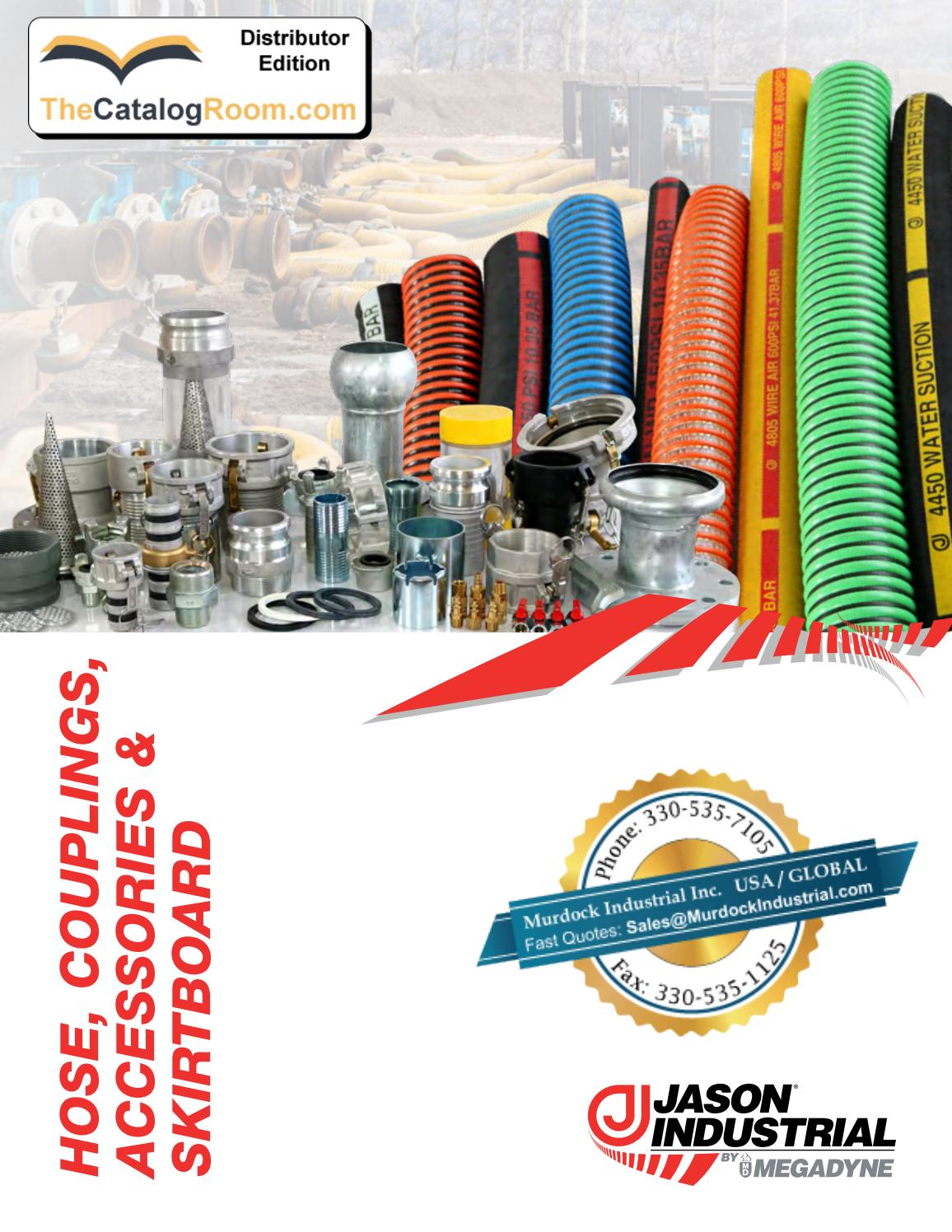 hight resolution of 2019 jason industrial hose fitting complete catalog by murdock industrial inc issuu