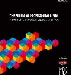 collaborative book the future of professional fields views from de mexican diaspora in europe by edgardo koestinger issuu [ 996 x 1494 Pixel ]